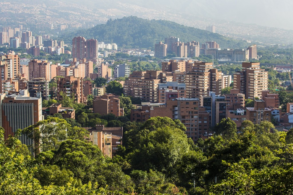 Four Main Attractions and Activities in Medellin, Colombia